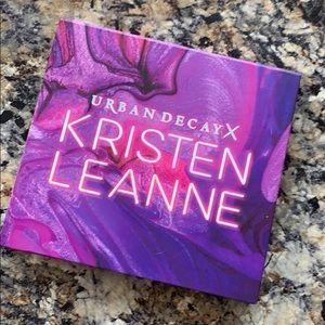 Urban decay Kristen Leanne eyeshadow palette